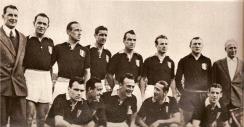 Settanta 70 1949 la squadra del Torino CALCIO: IL 'GRANDE TORINO'