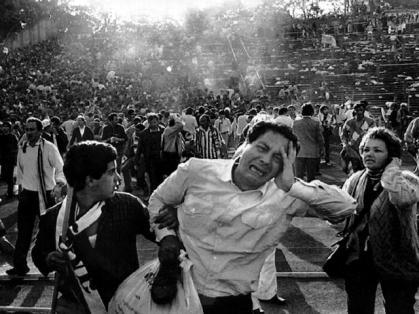 Settanta 70 1985 Strage all'Heysel di Bruxelles prima di Juventus-Liverpool, 39 morti