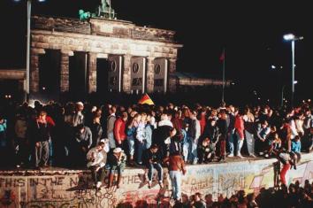 Settanta 70 1989 Cade il muro di Berlino