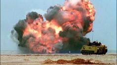 Settanta 70 1991 - Iraq parte l'operazione Desert Storm GOLFO: 20 ANNI DOPO, E' GUERRA PAROLE TRA IRAQ E KUWAIT / SP