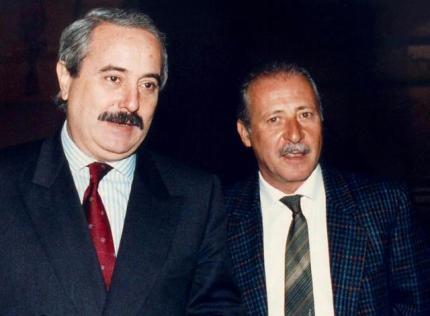Settanta 70 1992 Falcone e Borsellino FALCONE: QUEL SABATO 'MALEDETTO' CHE CAMBIO' LA STORIA / SPE