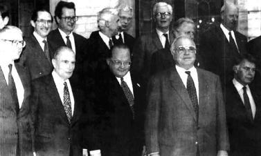 Settanta 70 1993 il primo novembre entra in vigore il Trattato di Maastricht
